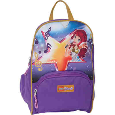 Kinderrucksack Lego Friends Popstar