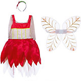 """Маскарадный костюм для девочки """"Лесная фея"""", 6-8  лет"""