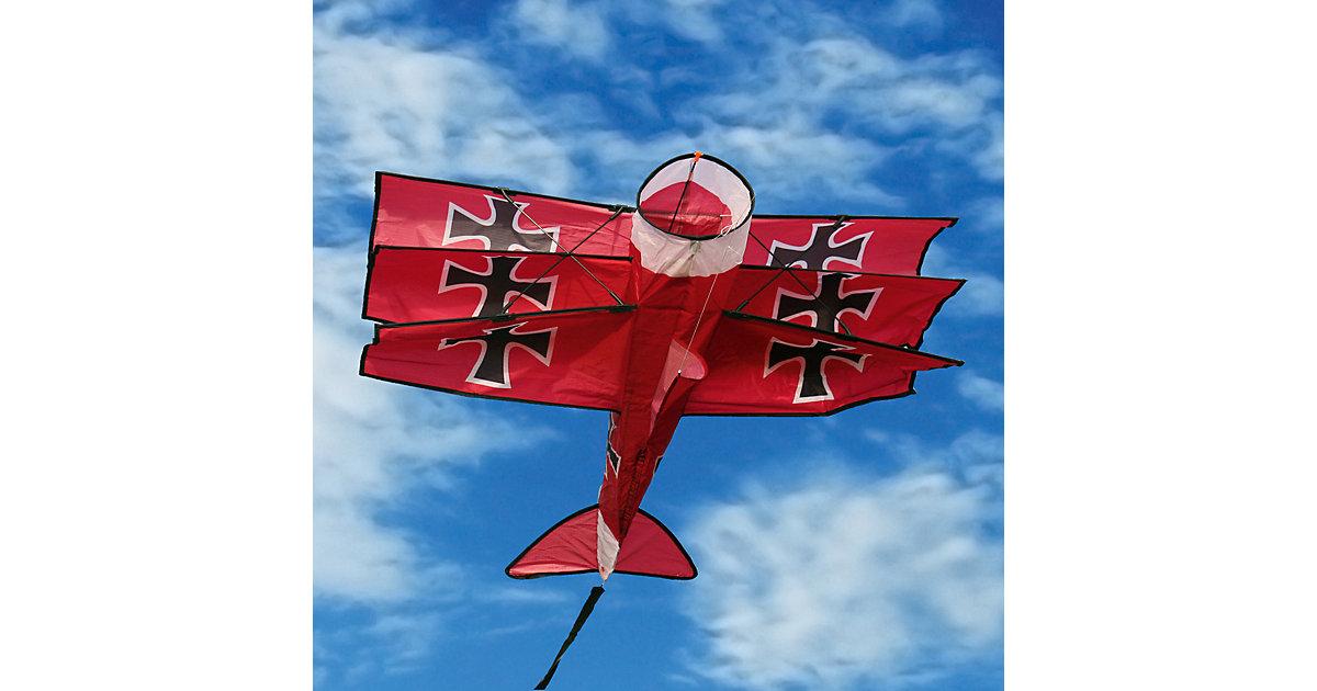 Einleiner Red Baron 3D vorgestellt bei Drachen-Lenkdrachen