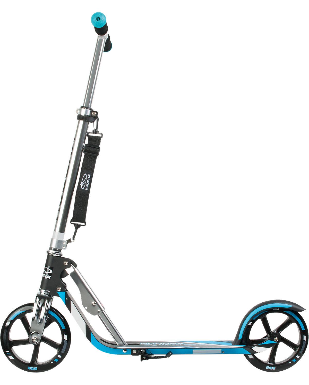 scooter big wheel rx pro 205 blau das original hudora. Black Bedroom Furniture Sets. Home Design Ideas