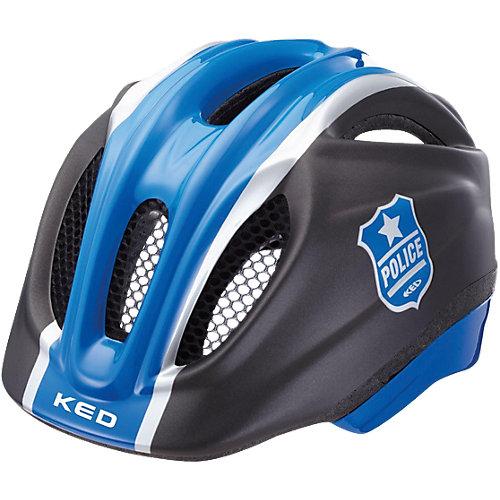 KED Helmsysteme Fahrradhelm Meggy Police Gr. 44-49 Sale Angebote Drieschnitz-Kahsel