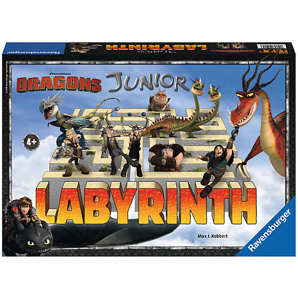 Dragons Junior Labyrinth Dragons Mytoys