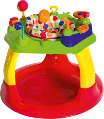 Spielcenter Play A Round, dots mehrfarbig