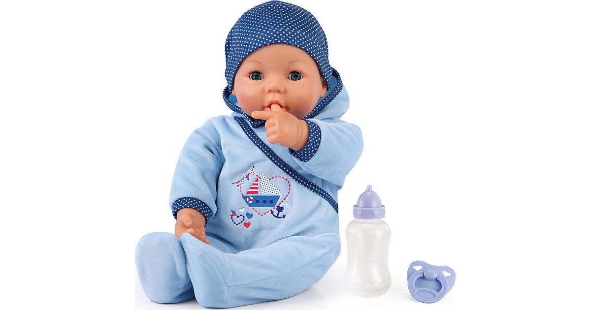Babypuppe Hello Baby Boy, 46 cm