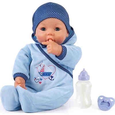 Babypuppe Hello Baby Boy 46 Cm Bayer Mytoys