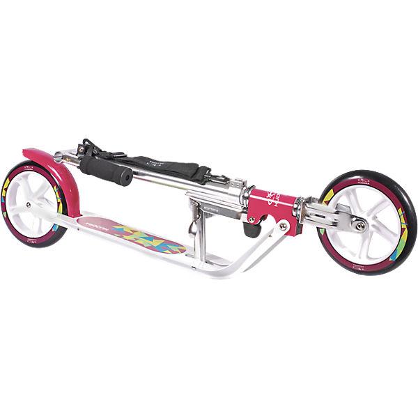 hudora scooter big wheel 205 mm brombeer hudora mytoys. Black Bedroom Furniture Sets. Home Design Ideas