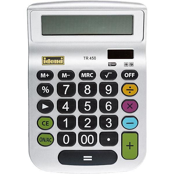 Taschenrechner Tr 450 12 Stellig Idena Mytoys