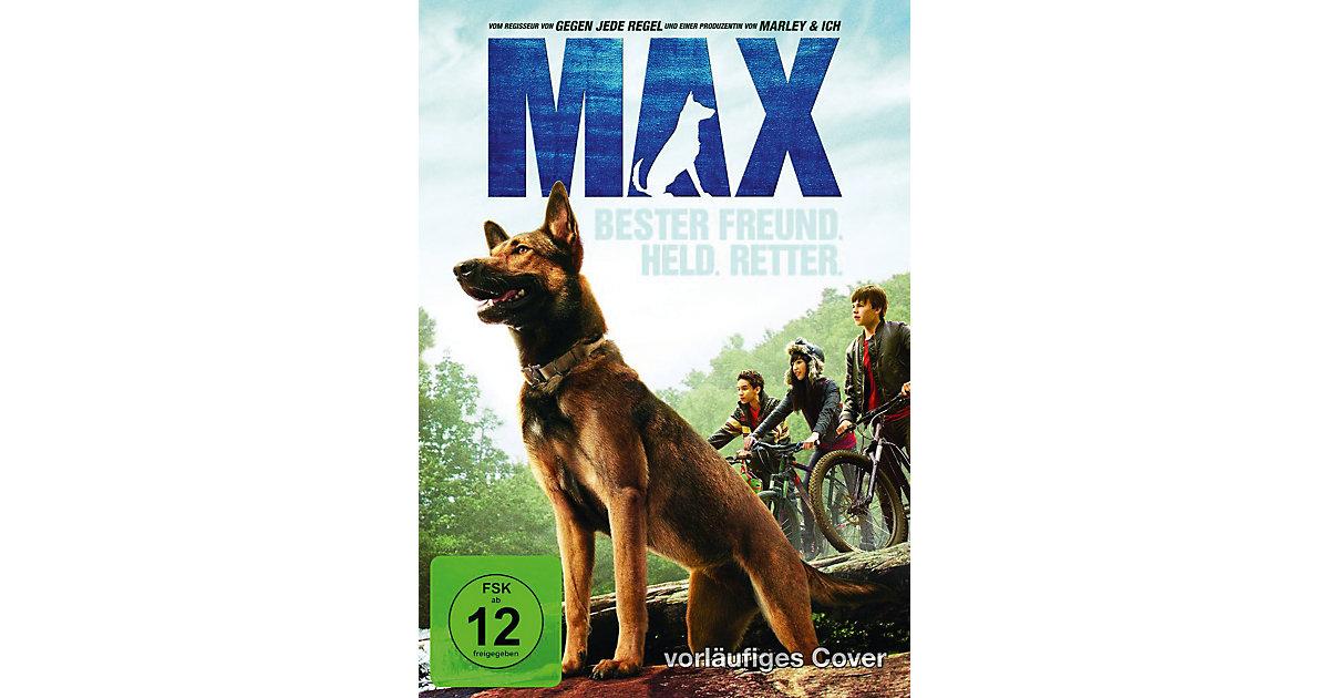 DVD Max - Bester Freund. Held. Retter. Hörbuch