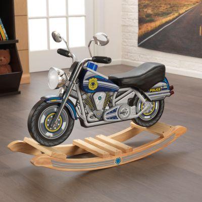 Rockin´ Police Schaukelmotorrad