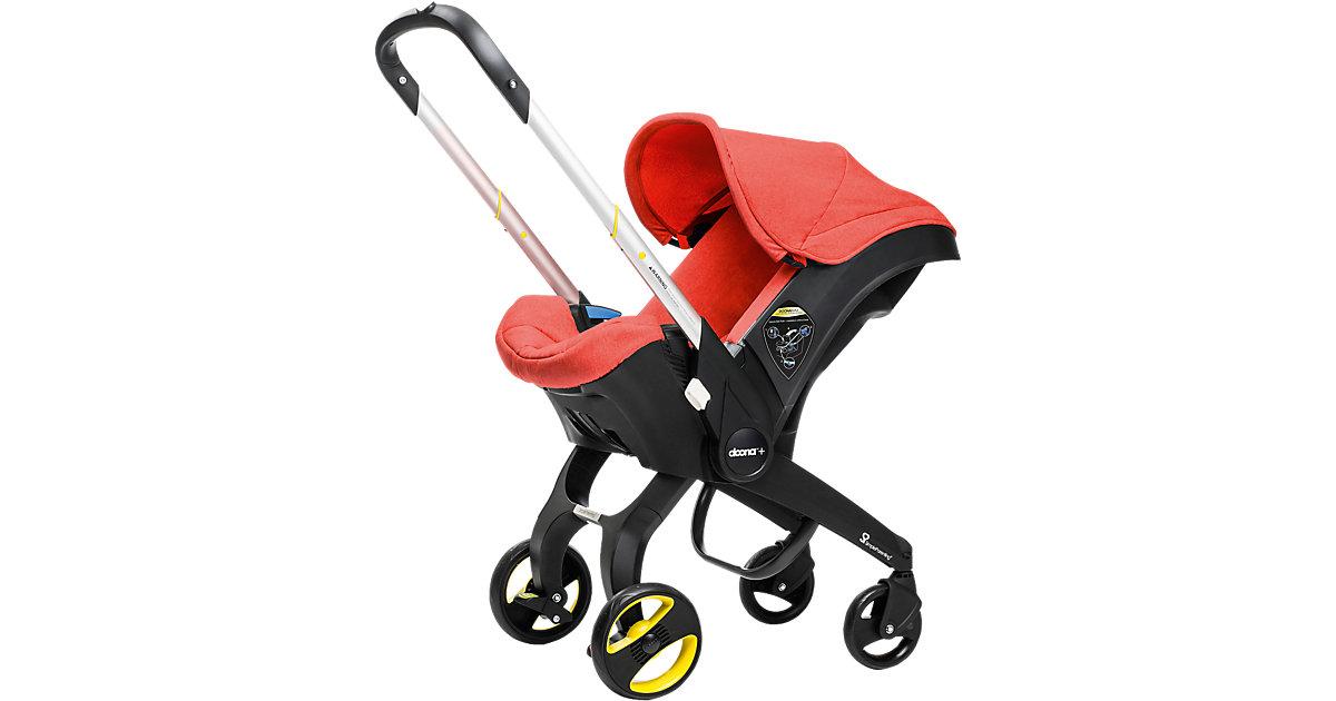 Fahrbare Babyschale Doona+, love, 2018 Gr. 0-13 kg