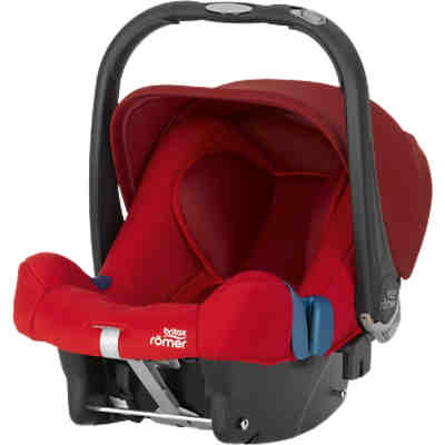 Babyschale Baby-Safe Plus SHR II, Flame Red, 2016