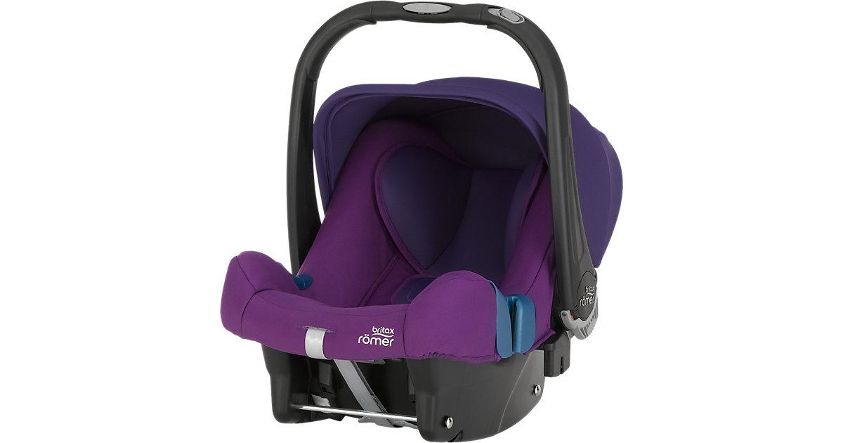 Babyschale Baby-Safe Plus SHR II,I Mineral Purple, 2016 Gr. 0-13 kg