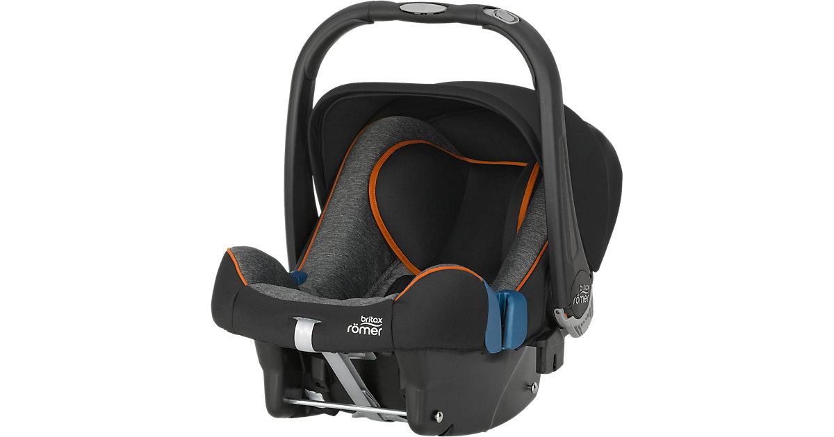 Britax Römer · Babyschale Baby-Safe Plus SHR II, Black Marble, 2016 Gr. 0-13 kg