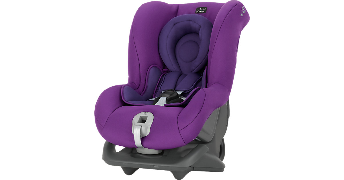 Auto-Kindersitz First Class Plus, Mineral Purple, 2016 Gr. 0-18 kg