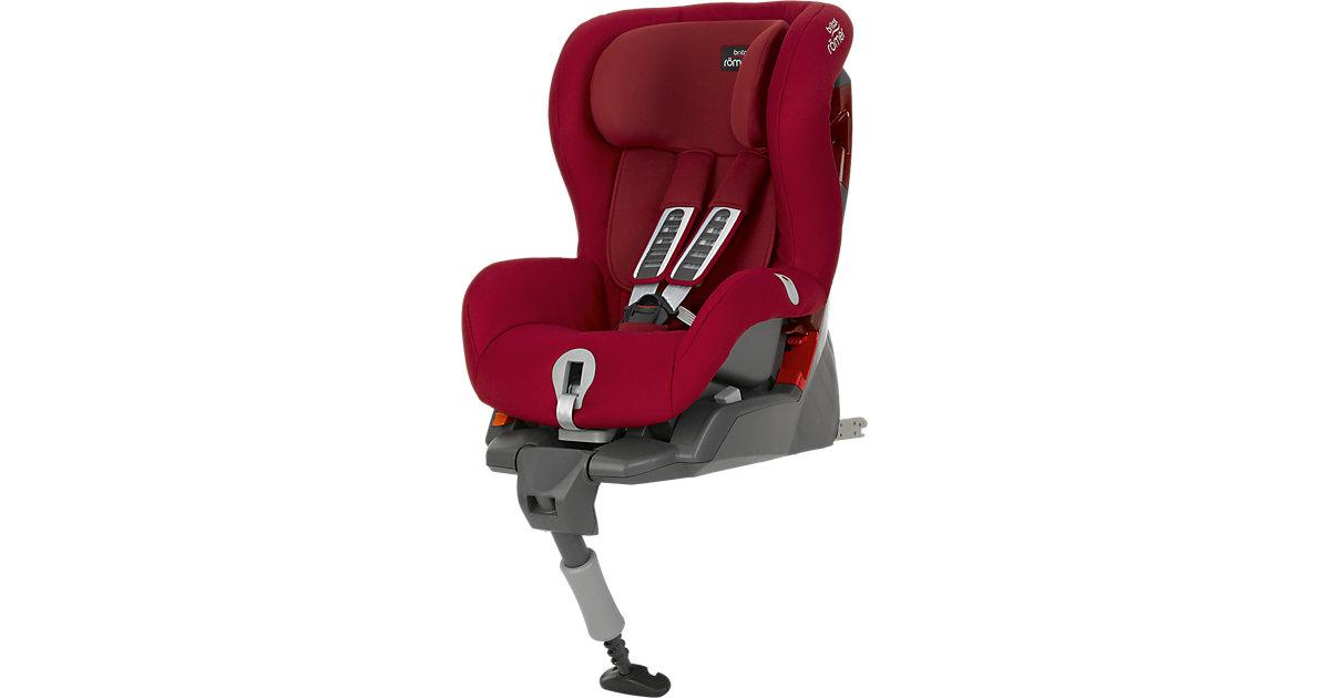 Britax Römer · britax römer Kindersitz Safefix plus Flame Red