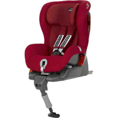 Auto-Kindersitz Safefix Plus, Flame Red, 2016