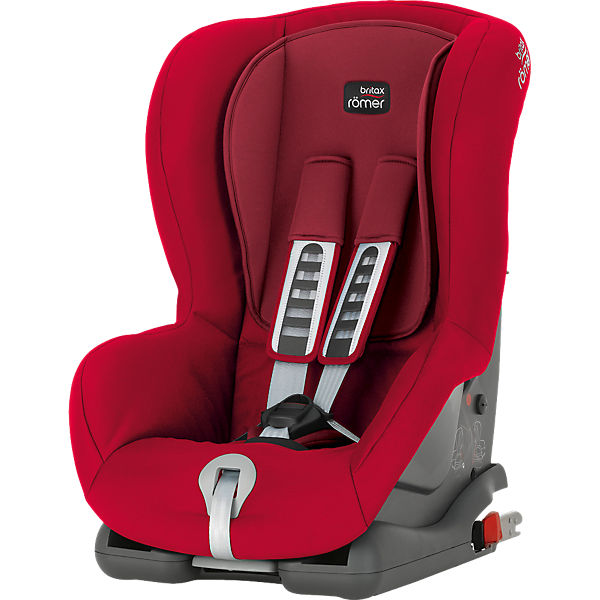 Auto-Kindersitz Duo Plus, Flame Red, 2016