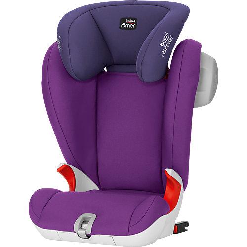 Britax Römer Auto-Kindersitz Kidfix SL Sict, Mineral Purple, 2016 Gr. 15-36 kg Sale Angebote Grabko