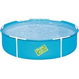 Детский каркасный бассейн 580л, Bestway