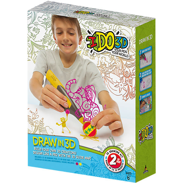 I DO 3D Activity Set Zootiere