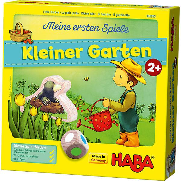 Meine Ersten Spiele Kleiner Garten Haba Mytoys