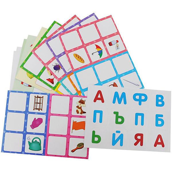 """Развивающая игра """"Буквы и слова"""""""