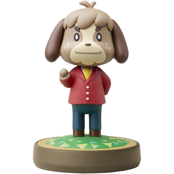 amiibo Figur Moritz (Animal Crossing)