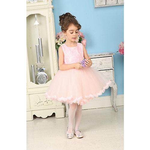 Нарядное платье Sweet Berry - розовый от Sweet Berry