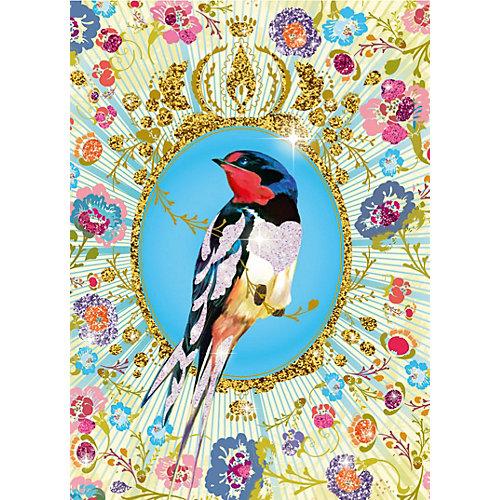 Набор для творчества «Блестящие птицы» от DJECO