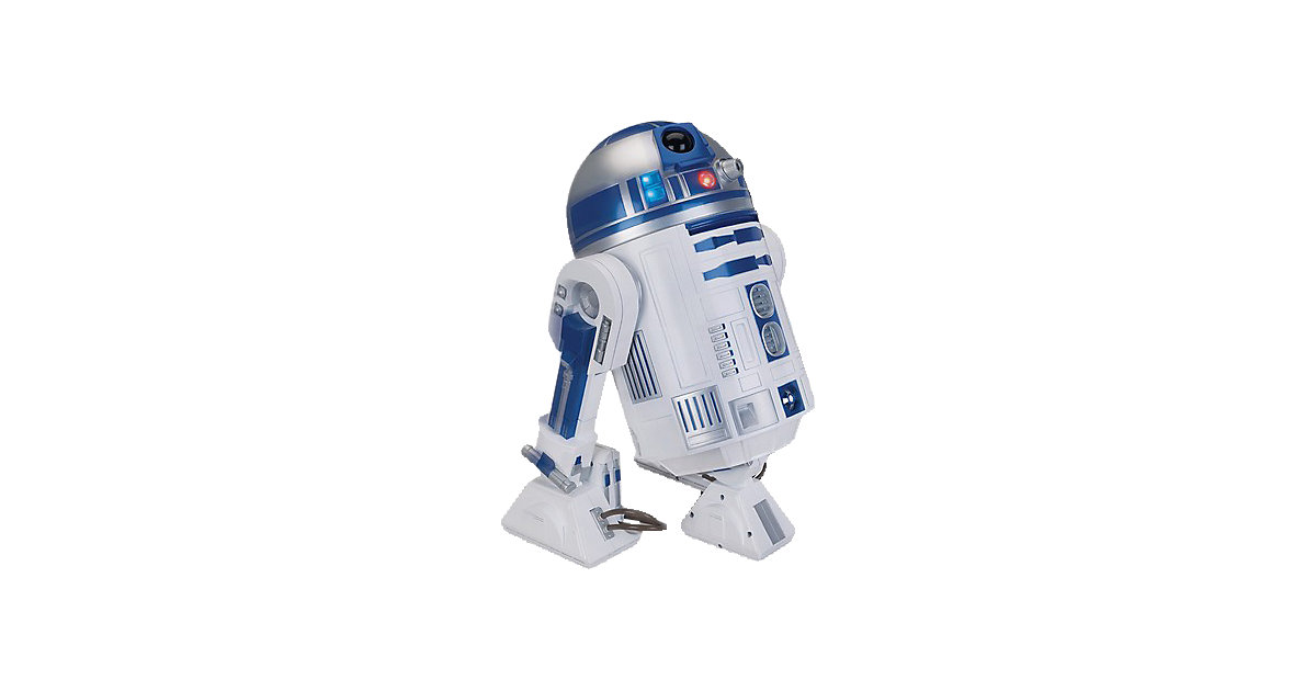 STAR WARS · ferngesteuerter Interaktiver Droide R2-D2 45cm