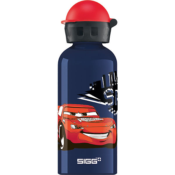 Alu-Trinkflasche Cars Speed, 400 ml