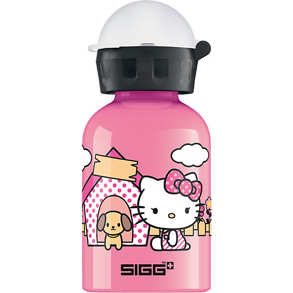 Alu-Trinkflasche Hello Kitty A Cute, 300 ml
