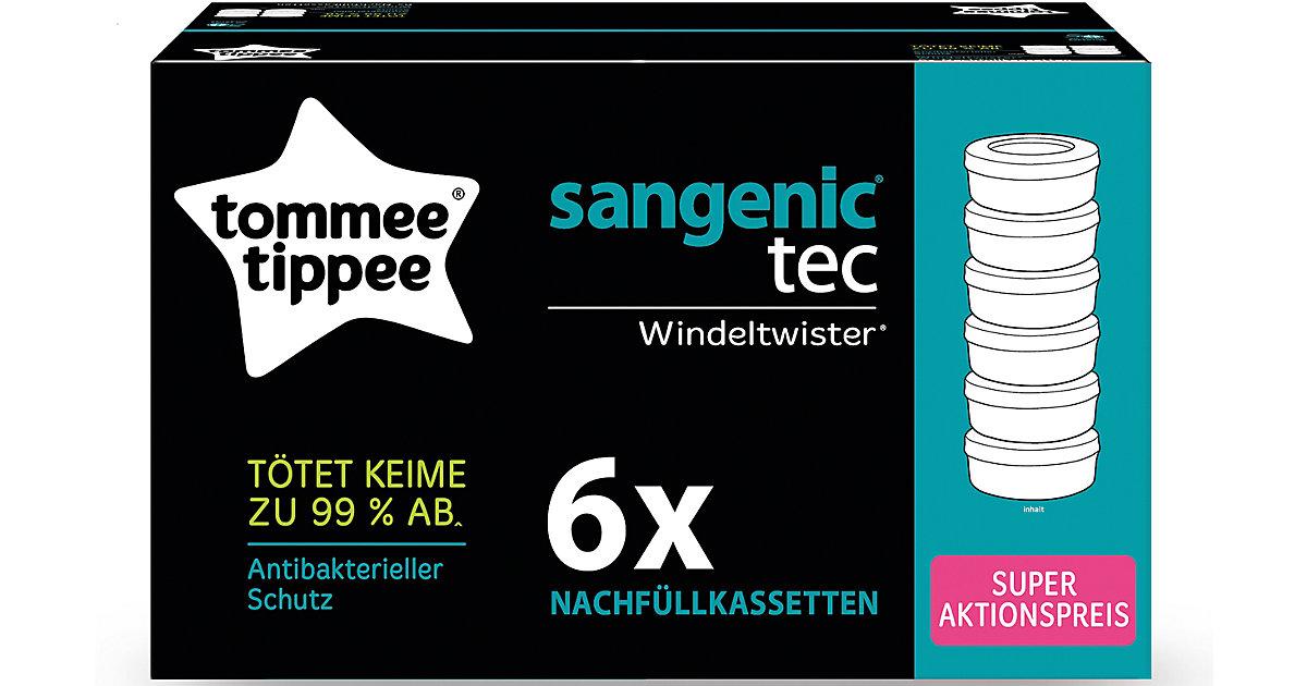 Sangenic tec Windeltwister 6er-Packung Nachfüllkassetten