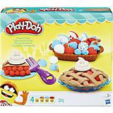 """Игровой набор """"Ягодные тарталетки"""", Play-Doh"""
