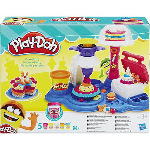 """Игровой набор Play-Doh """"Сладкая вечеринка"""" от Hasbro"""