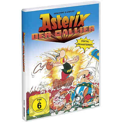 DVD Asterix, der Gallier (Digital Remastered)