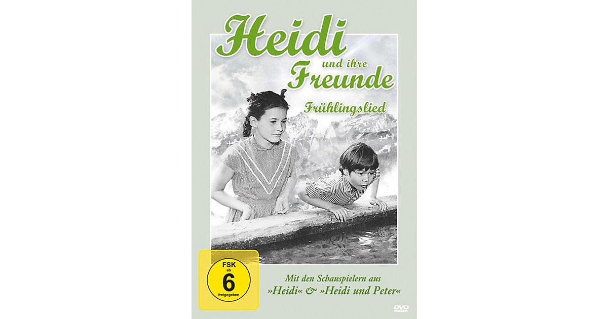 DVD Heidi und ihre Freunde