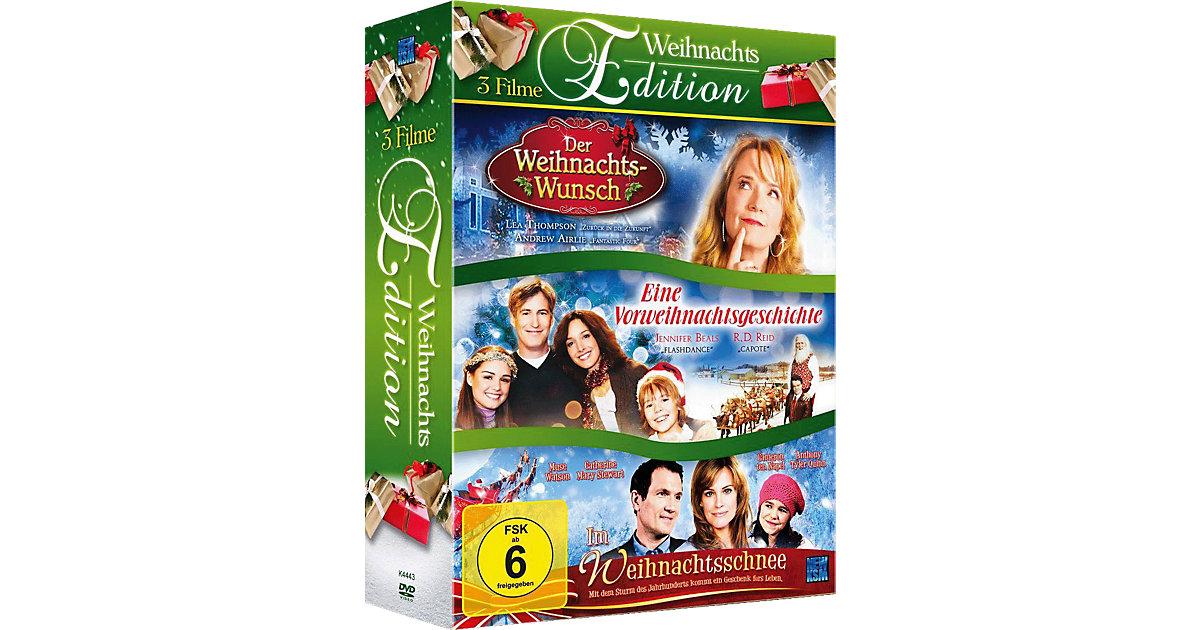 DVD Weihnachtsedition - 3 Filme