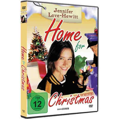 DVD Home for Christmas