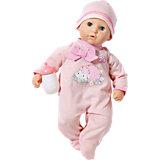 Кукла с бутылочкой, 36 см, my first Baby Annabell