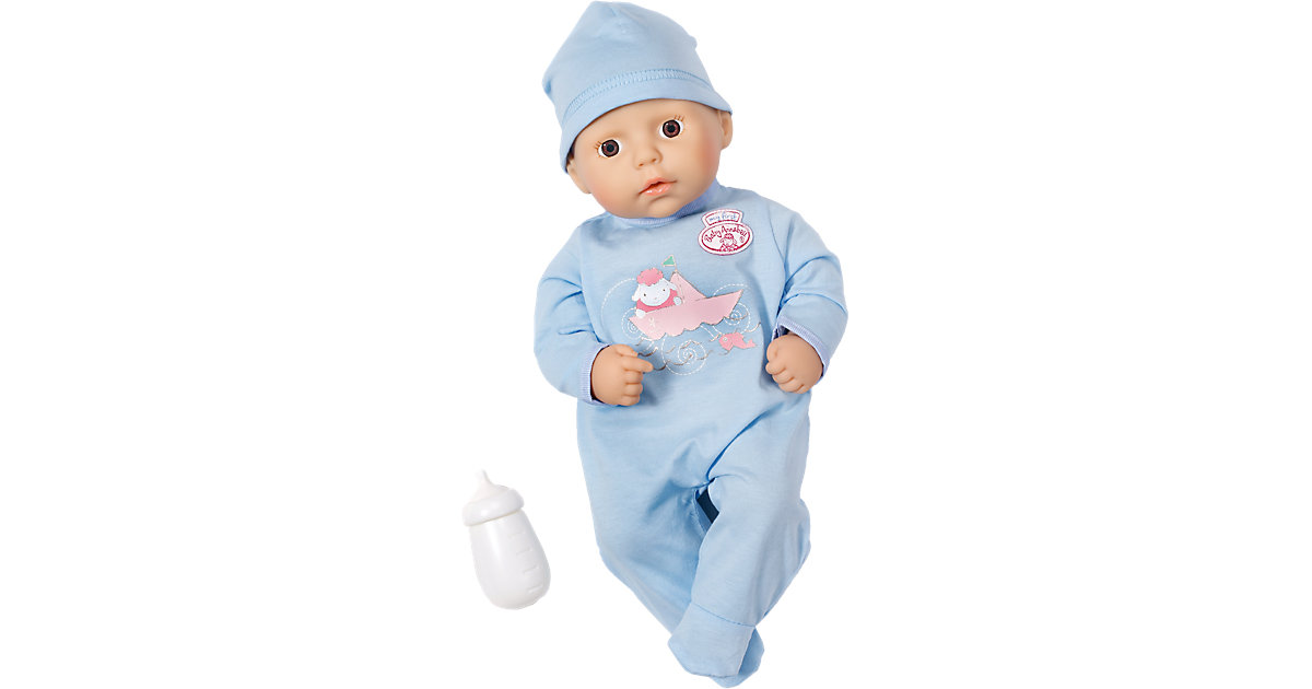 My First Baby Annabell® Babypuppe Bruder, 36cm