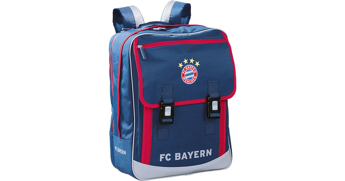 Schulrucksack Classic FC Bayern München