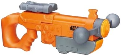 Star Wars Chewbacca Bowcaster Blaster