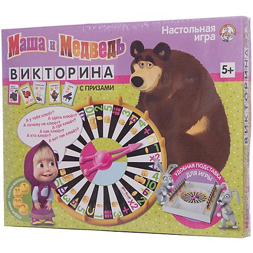 """Викторина """"Маша и Медведь"""", Десятое королевство"""