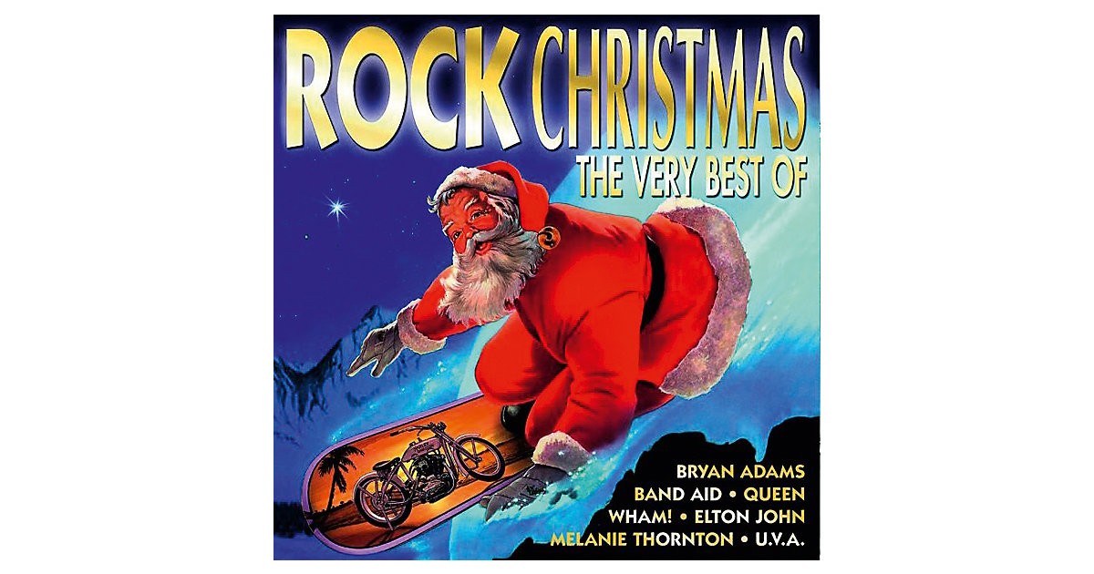CD Rock Christmas - The Very Best Of (New Edition)