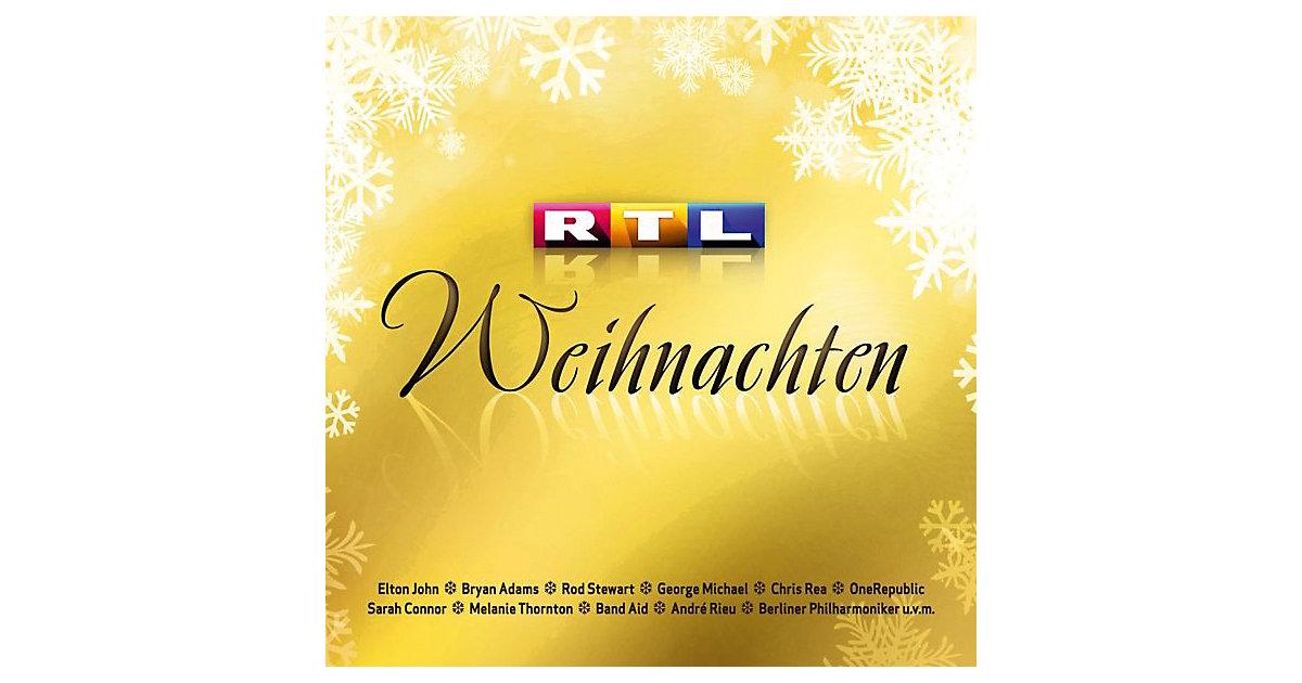 CD RTL Weihnachten Hörbuch