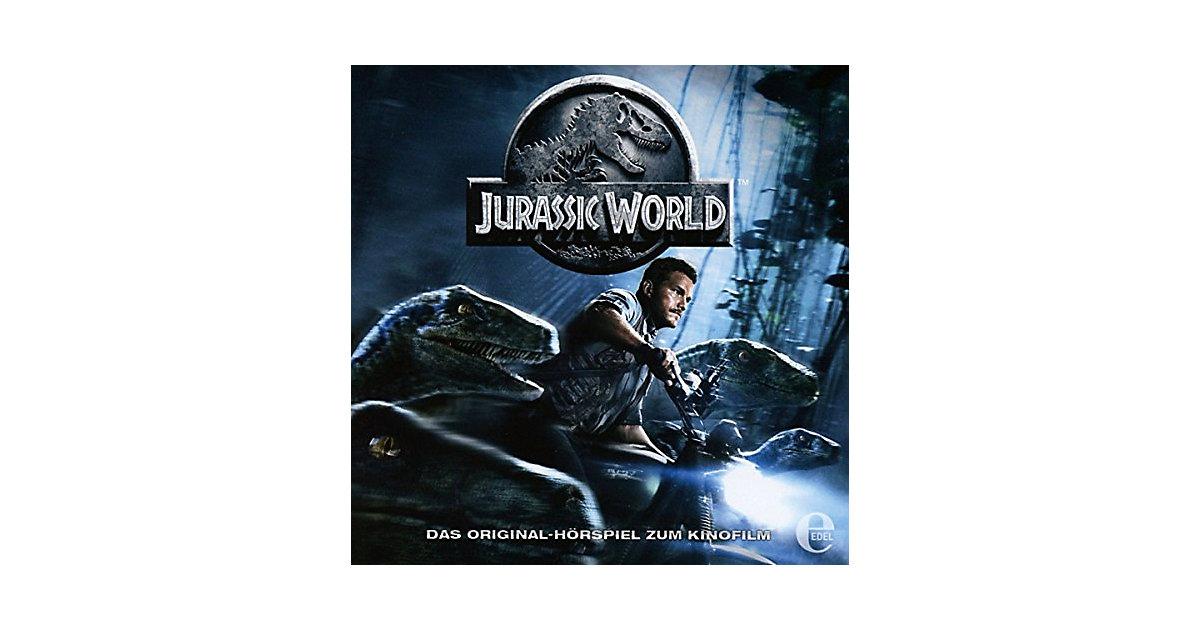 CD Jurassic World - Hörspiel zum Kinofilm
