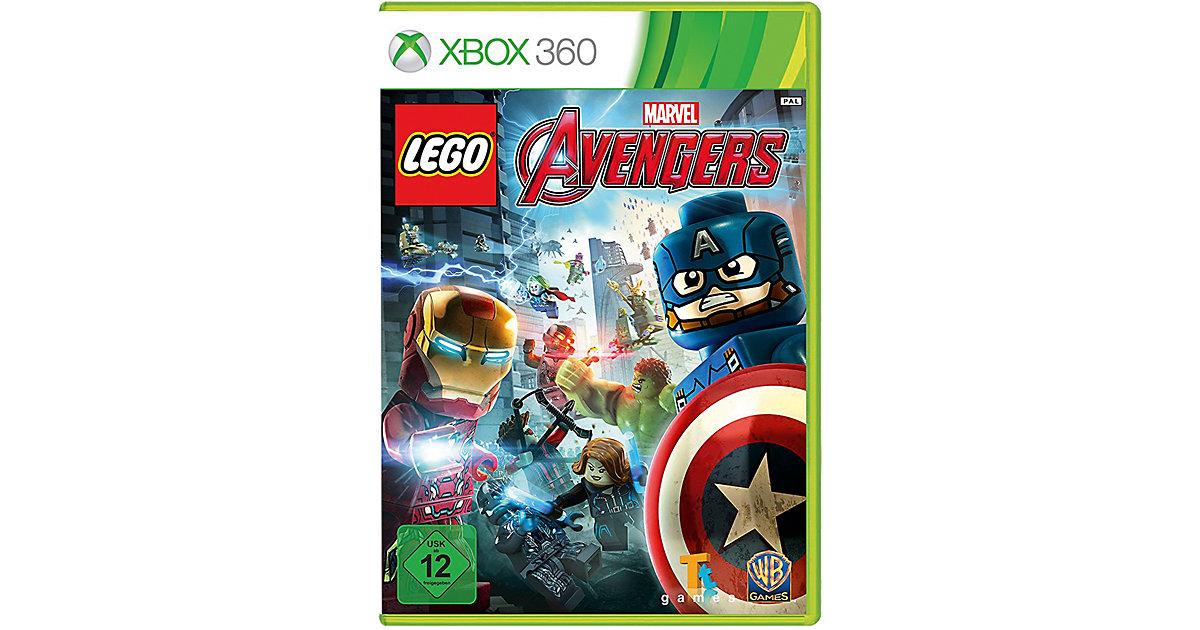 Vorschaubild von XBOX360 LEGO Marvel Avengers