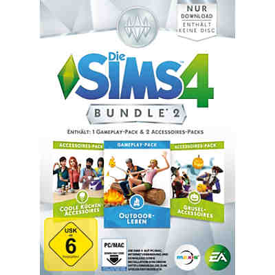 PC Die Sims 4 Bundle Pack 2