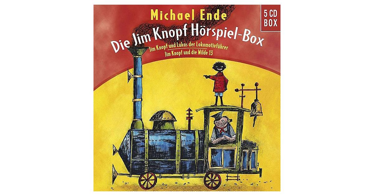 CD Die Jim Knopf Hörspiel-Box